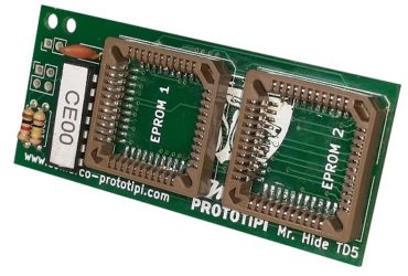 Mr. Hide TD5 – Kit Dual EPROM
